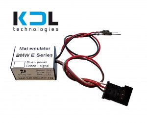 US BMW 1 Series E81 E82 E87 E88 seat occupancy sensor emulator