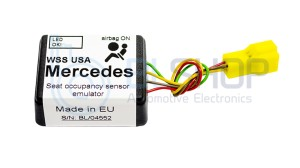 4-wired mat US Mercedes WSS