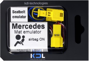Mat emulator for R W251 2005-2013 European only!