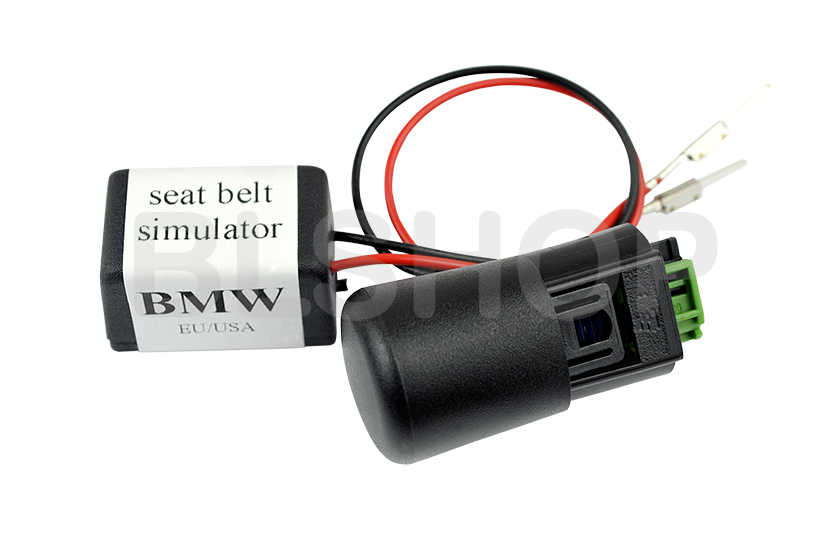 Mat Emulator Bmw E60 E61 E63 Seat Belt Emulator
